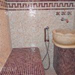 Хамам с душем