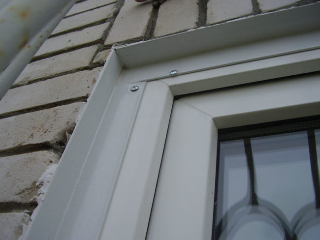 Монтаж окна в хамаме