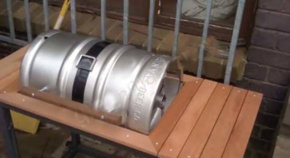 Газовый гриль своими руками пошаговая инструкция по сооружению самоделки